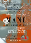 mani pop gallery invito
